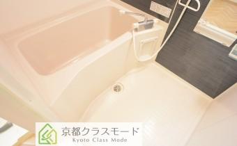 シックで高級感のあるシンプルなお風呂♪