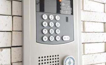 非接触型のオートロック