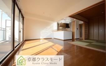 「南向き」の明るいお部屋!琉球畳も良い感じ♪