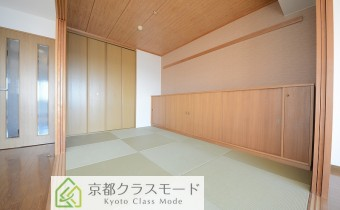 和室5帖のゆったりとしたスペース♪