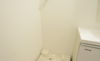 洗濯機置場 ※室内写真は403号室の写真です。