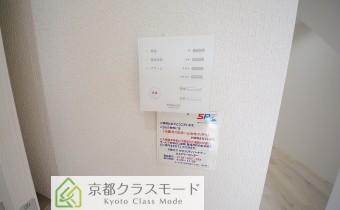 大阪ガスホームセキュリティ完備♪