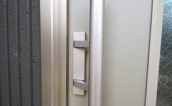 ダブルロックキー ※室内写真は別号地のものです。