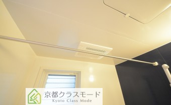 浴室乾燥機 ※室内写真は別号地のものです。