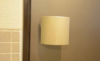 ダブルロックキードア ※室内写真は同マンション内の301号室のものです。