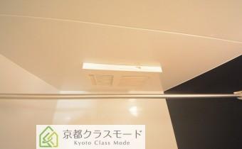 浴室乾燥機 ※室内写真は同マンション内のC号室のものです。
