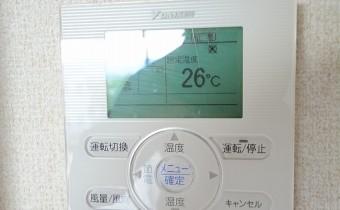 エアコン・操作パネル