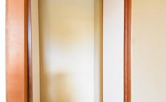 和室6帖の板間