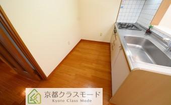 キッチンスペース・別アングル