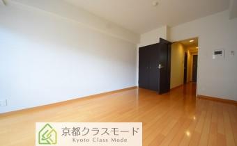 シックな雰囲気で高級感のある室内空間♪お部屋は8.9帖あります!