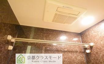 浴室乾燥機 ※室内写真は403号室の写真です。
