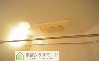 浴室乾燥機 ※同マンション内の別のお部屋のものです。参考としてご覧ください。