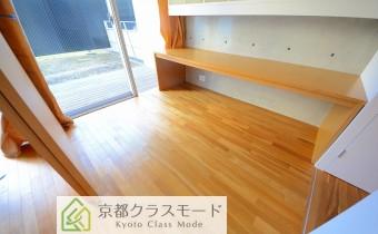 洋室4帖・書斎スペース