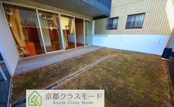 ※ご入居前に新しい芝生が植えられます