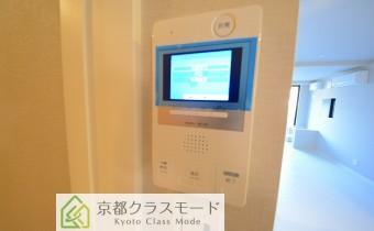 TVモニター付きオートロック(録画機能付)