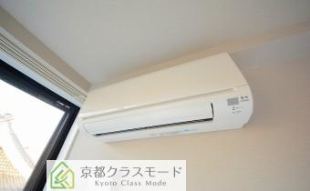 洋室6.3帖のエアコン