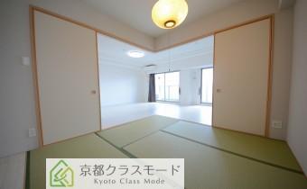 和室6帖 ※同マンション内別タイプの参考写真になります。