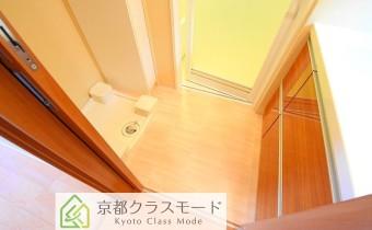 脱衣所 ※室内写真は208号室のものです。