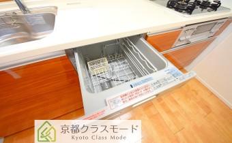 食洗器 ※室内写真は208号室のものです。