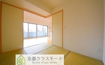 和室4.5帖 ※室内写真は208号室のものです。
