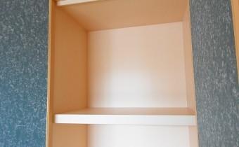 押入れ ※室内写真は208号室のものです。