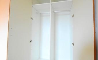 クローゼット ※室内写真は208号室のものです。