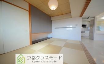 和室7.5帖 琉球畳