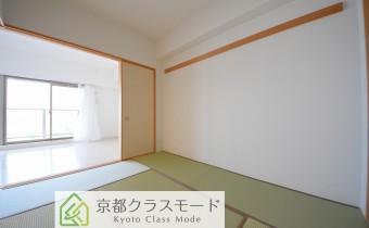 和室5 ※室内写真は同マンション内の別のお部屋のものです。参考にご覧ください。