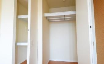 Room7.5のクローゼット