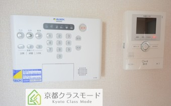 ALSOKホームセキュリティシステム&TVモニタ付きインターホン