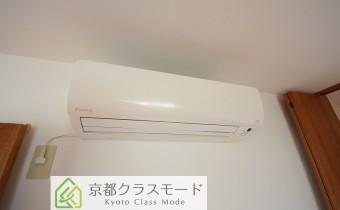 room 6のエアコン