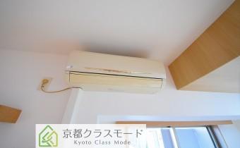 LDK 13.5のエアコン