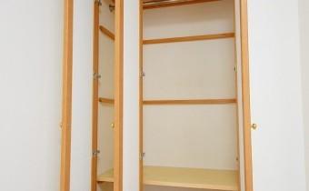 Room 6.1のクローゼット