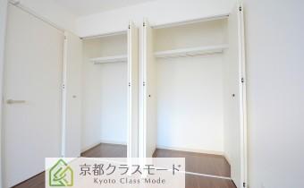 Room6の収納