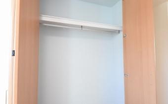Room 6.5のクローゼット