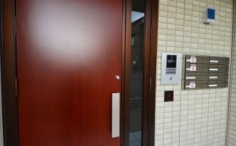 オートロックドア