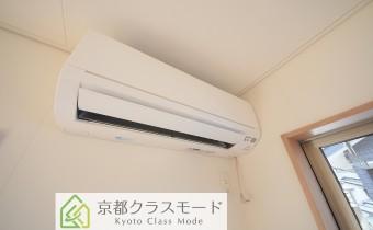 Room 6.2のエアコン