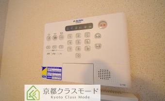 ALSOKホームセキュリティ ※この写真は同マンション206号室のものです
