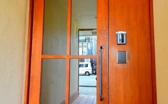 オートロック玄関