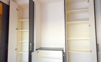 LDK・収納スペース