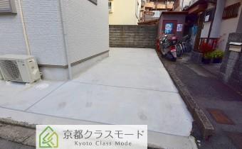 駐車場 軽・普通車の2台分あります!!
