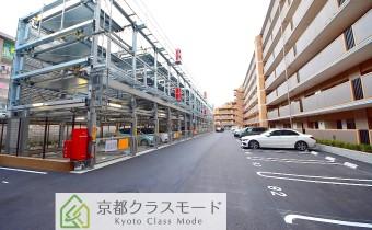 平面ガレージ&立体駐車場