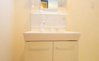 独立洗面台 ※室内写真は同シリーズのものです。参考にご覧ください