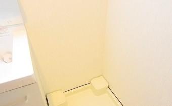 洗濯機置場 ※室内写真は同シリーズのものです。参考にご覧ください