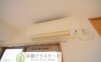 Room 6.44 (東側)のエアコン