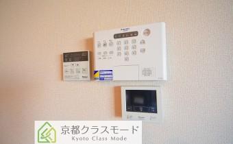 ホームセキュリティ モニター付インターホン