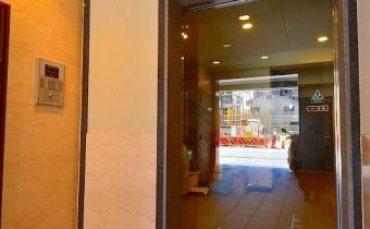 マンション・入口