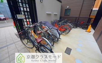 駐輪スペース ※自転車のみ可