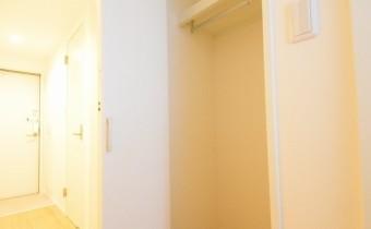 廊下のクローゼット