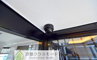 防犯カメラ ※同施工会社施工の参考写真です。